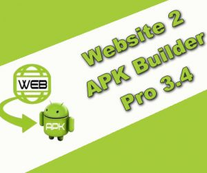 Website 2 APK Builder Pro 3.4