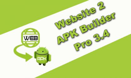 Website 2 APK Builder Pro 3.4
