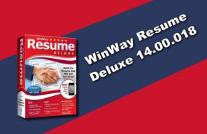 WinWay Resume Deluxe 14.00.018 Torrent