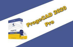 progeCAD 2020 Pro Torrent