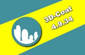 3D-Coat 4.9.34