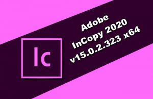 Adobe InCopy 2020 v15.0.2.323 x64