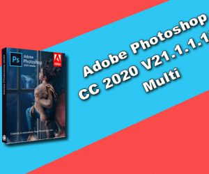 Adobe Photoshop 2020 v21.1.1.121 (x64) Multilingual