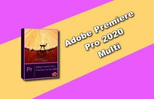 Adobe Premiere Pro 2020 Multi