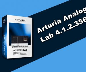 Arturia Analog Lab 4.1.2.3567 Torrent