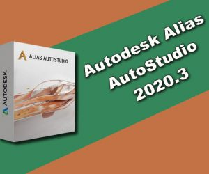 Autodesk Alias AutoStudio 2020.3