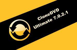 CloneDVD Ultimate 7.0.2.1