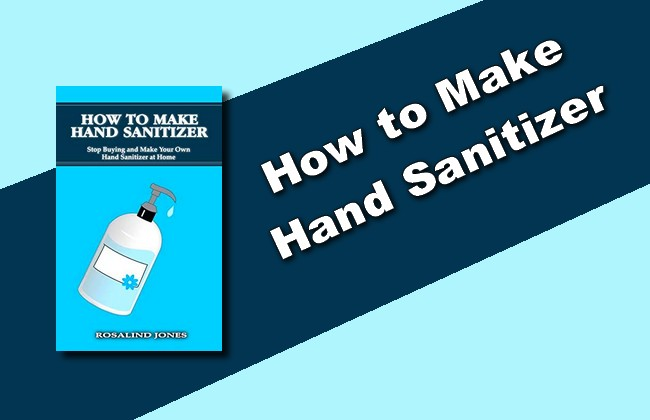Photo of Comment faire un désinfectant pour les mains