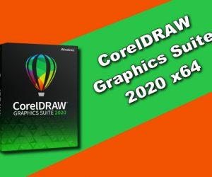 CorelDRAW Graphics Suite 2020 x64 Torrent