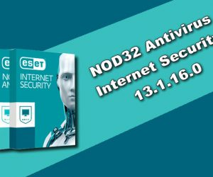 ESET NOD32 Antivirus Internet Security 13.1.16.0