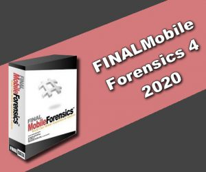 FINALMobile Forensics 4 2020 Torrent