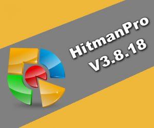 HitmanPro v3.8.18