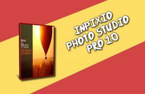 InPixio Photo Studio Pro 10