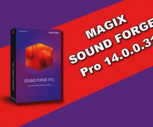MAGIX SOUND FORGE Pro 14.0.0.31