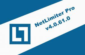 NetLimiter Pro V4.0.61.0