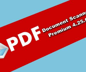 PDF Document Scanner Premium 4.25.0.0