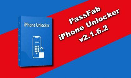 PassFab iPhone Unlocker v2.1.6.2