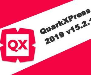 QuarkXPress 2019 v15.2.1