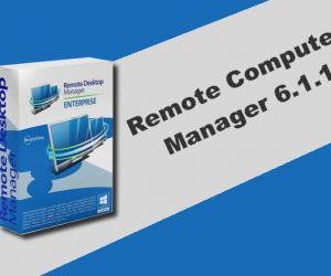 Remote Computer Manager 6.1.1