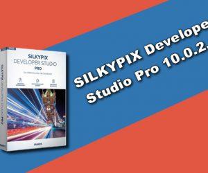 SILKYPIX Developer Studio Pro 10.0.2.0