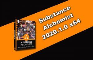 Substance Alchemist 2020