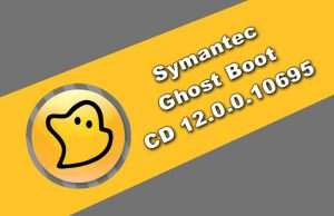 Symantec Ghost Boot CD 12.0.0.10695