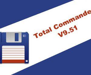 Total Commander 9.51