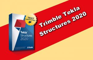 Trimble Tekla Structures 2020