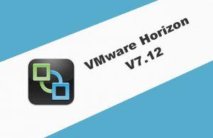 VMware Horizon 7.12