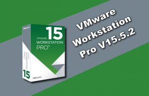 VMware Workstation Pro 15.5.2