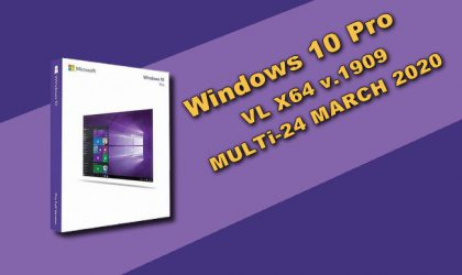 Windows 10 Pro VL X64 v.1909 Torrent