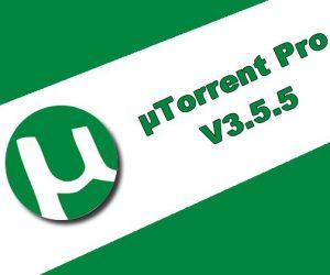 µTorrent Pro 3.5.5 Torrent