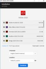 Adobe Master Collection CC 2020 v14.04.2020 (x64) Multi