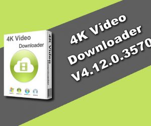 4K Video Downloader 4.12.0.3570