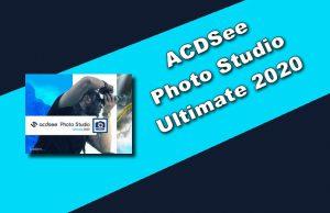 ACDSee Photo Studio 2020 Torrent
