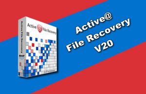 Active@ File Recovery 20