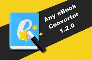 Any eBook Converter 1.2.0
