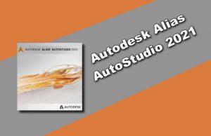 Autodesk Alias AutoStudio 2021