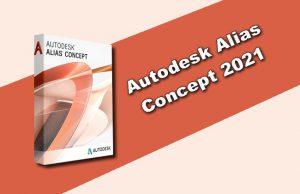 Autodesk Alias Concept 2021