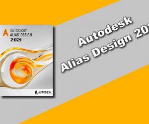 Autodesk Alias Design 2021