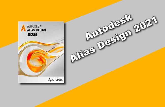 Photo of Autodesk Alias Design 2021