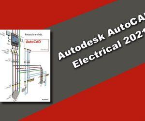 Autodesk AutoCAD Electrical 2021