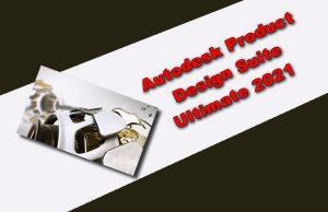 Autodesk Product Design Suite Ultimate 2021