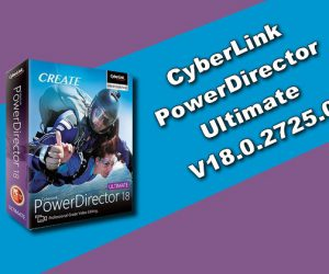 CyberLink PowerDirector Ultimate 18.0.2725.0