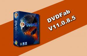 DVDFab 11.0.8.5
