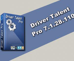 Driver Talent Pro 7.1.28.110