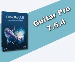 Guitar Pro 7.5.4 Torrent