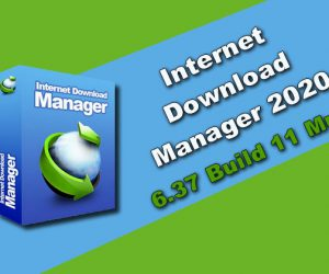 Internet Download Manager 2020 Torrent