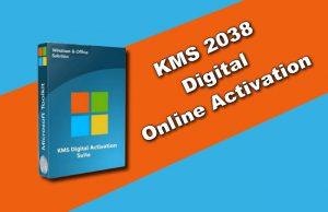 KMS 2038 & Digital & Online Activation Suite 8.3