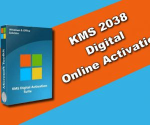 KMS 2038 & Digital & Online Activation Suite 8.3